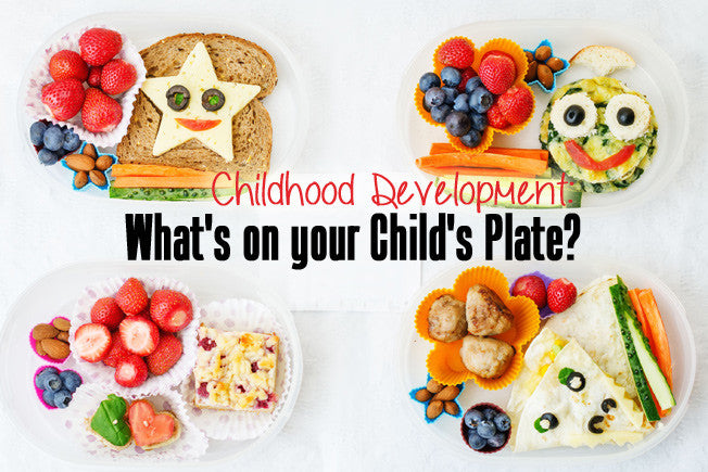 The Surprising Connection Between Food & Childhood Development