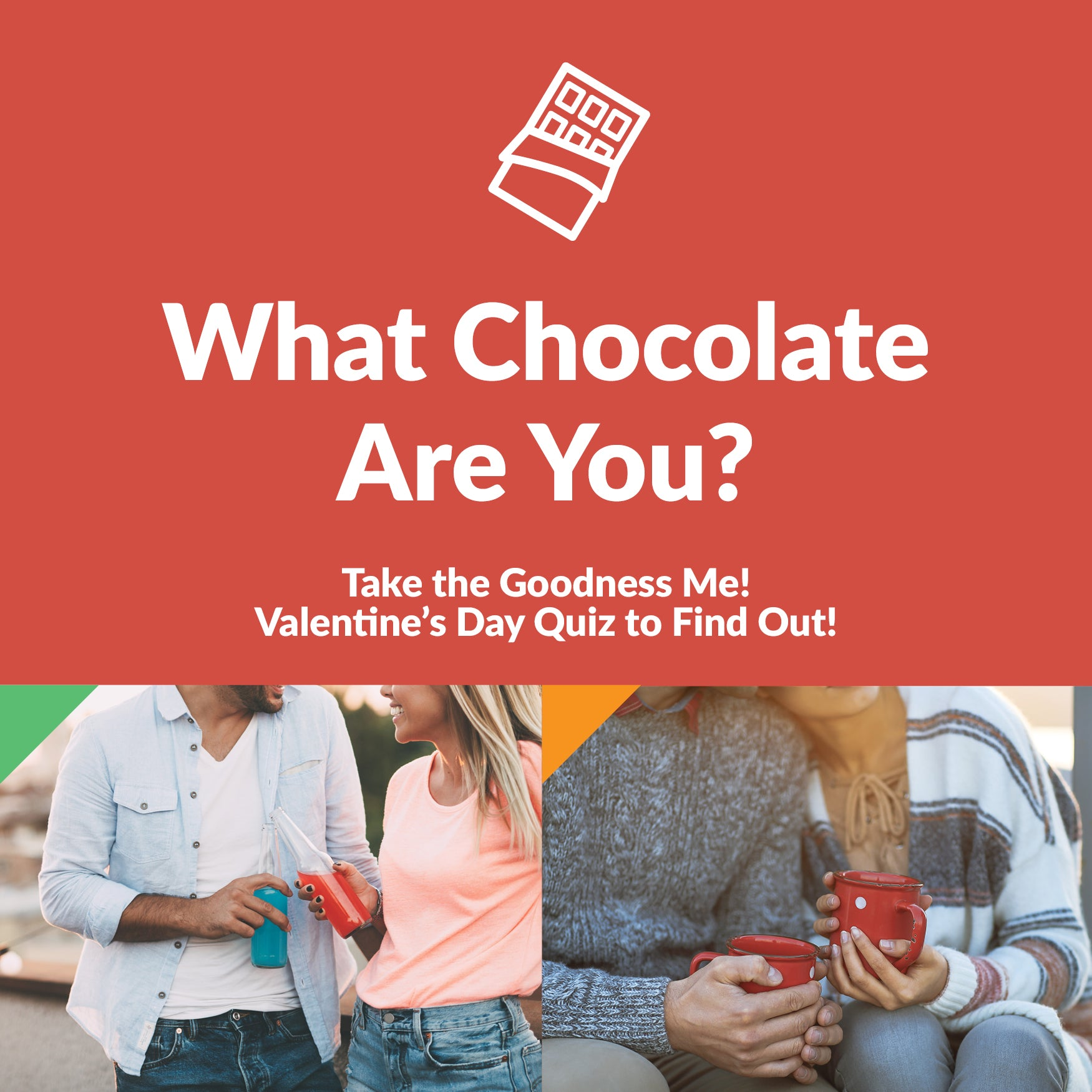 What Chocolate Flavour Are You?