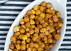 Roasted Crunchy Chickpeas with Camelina Oil