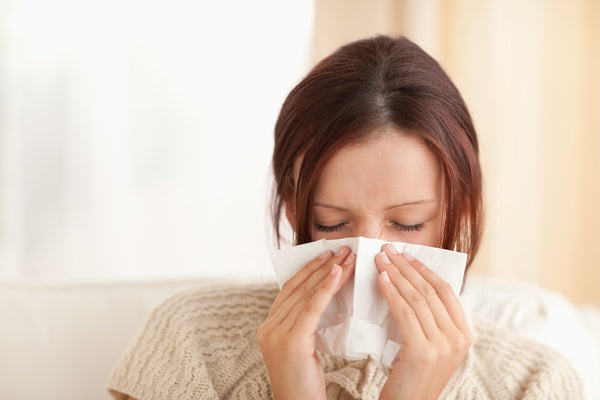 The Top 6 Vitamins to Beat Colds & Flu