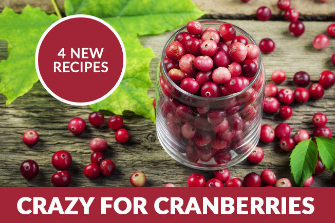 4 New Ways to Use Cranberries