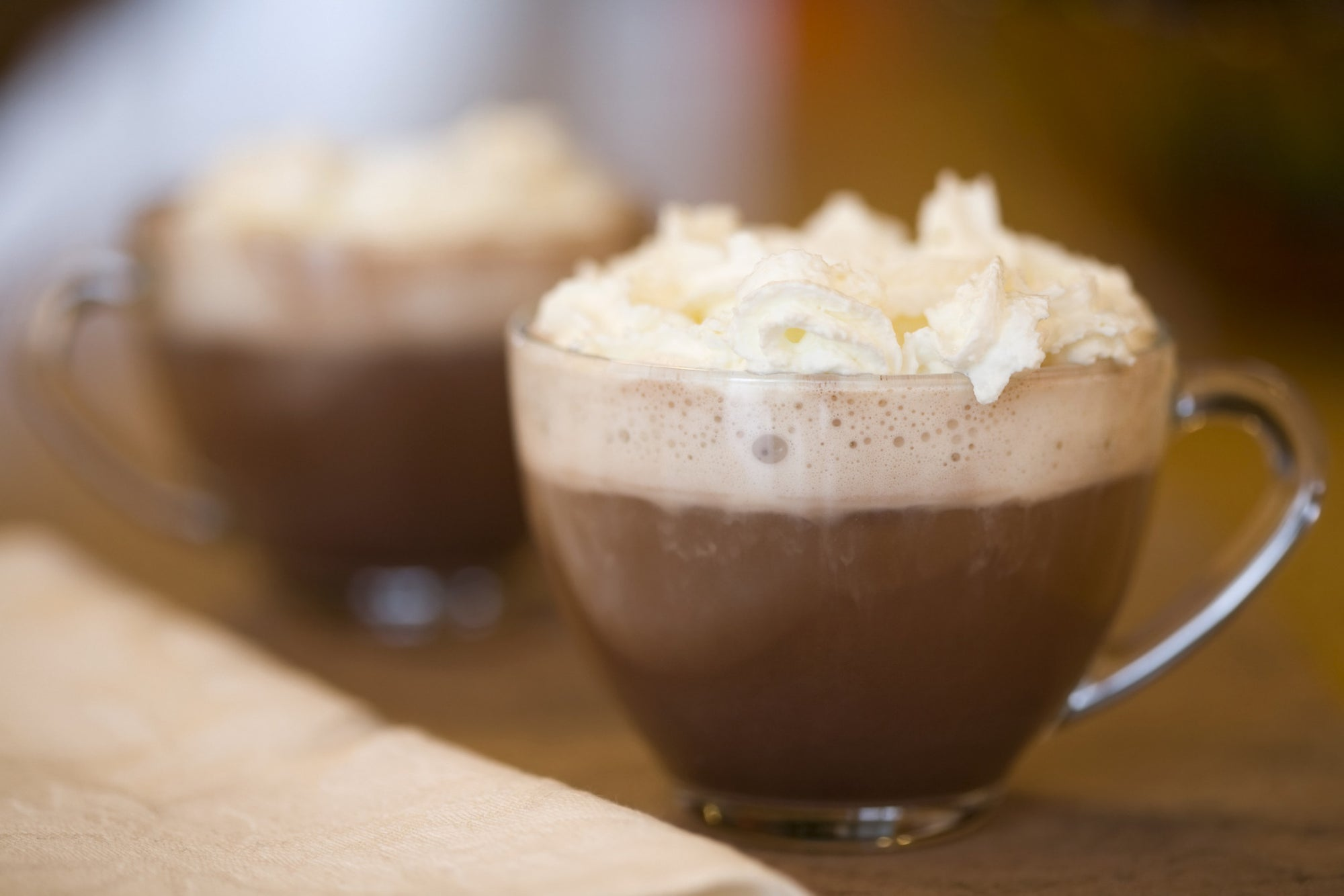 Vegan Coconut Milk Hot Chocolate