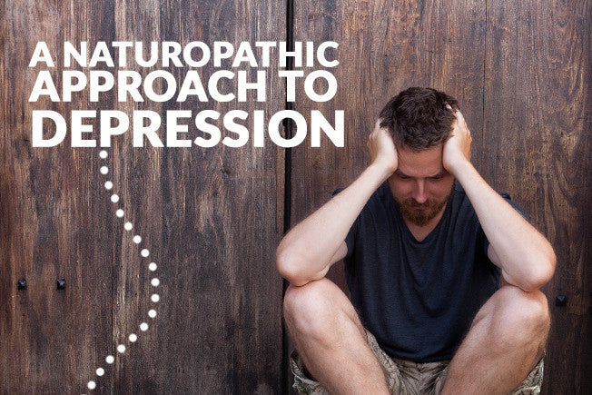 7 Natural Ways to Beat Low Mood & Depression: A Naturopathic Approach