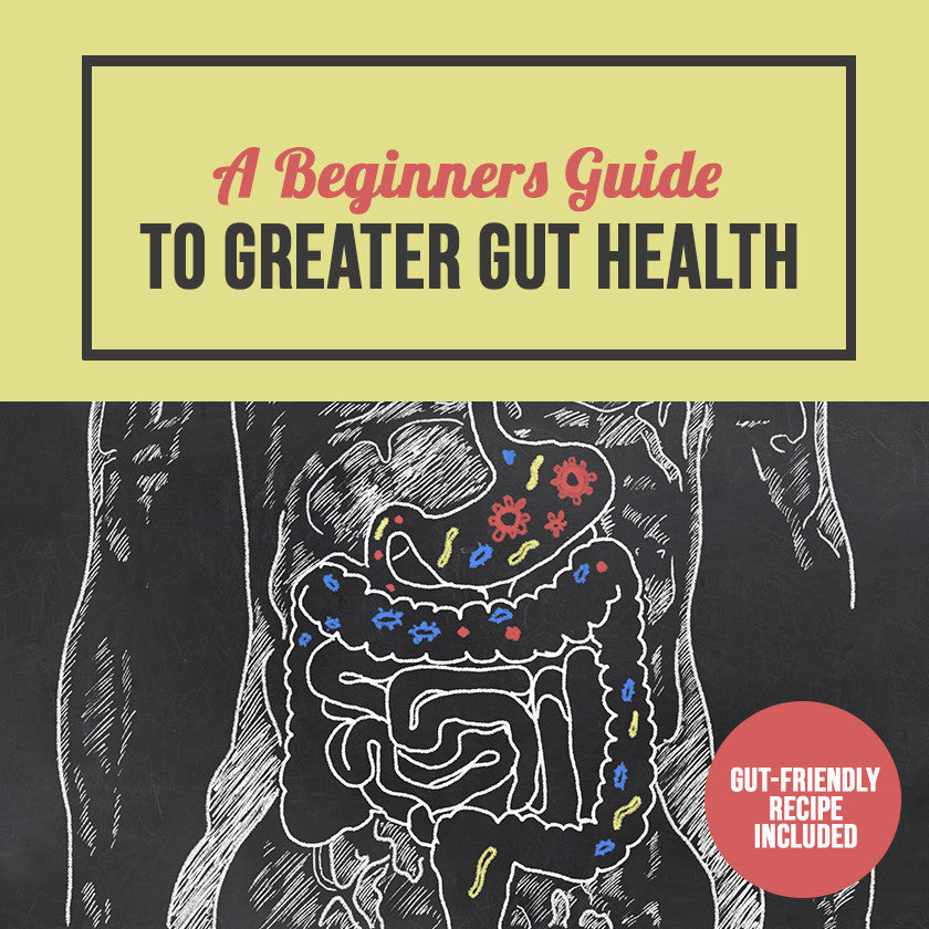 A Beginner's Guide To Gut Health