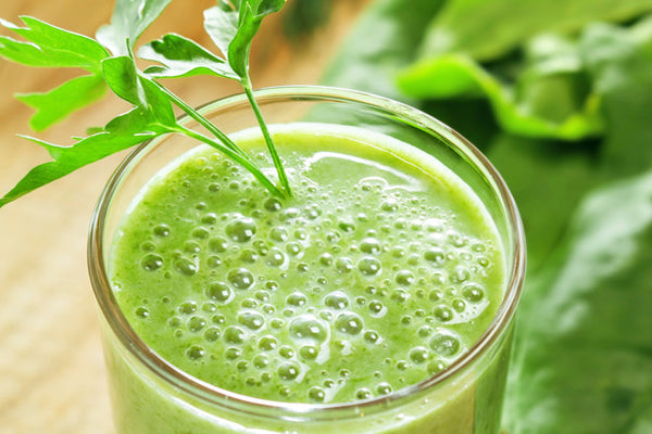 Kale & Apple Digestive Tonic Juice