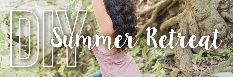 DIY Summer Retreat: A Heavenly Experience Created in The Comfort Of Your Own Home