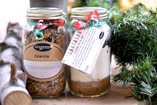 3 Delicious Gifts From Our Eatery: Cookies, Granola & Pies!