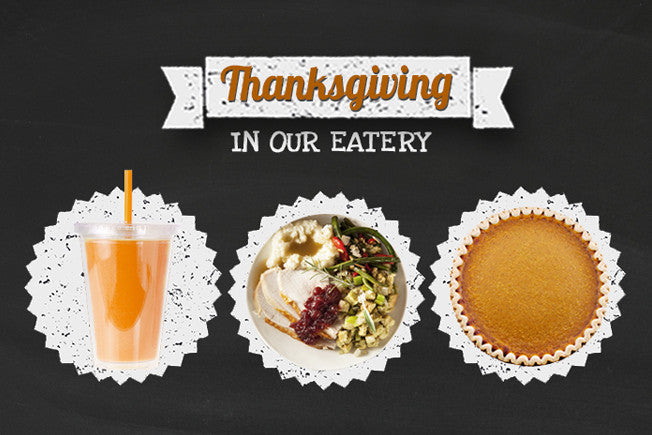 5 Thanksgiving Highlights in our Eatery You Must Try!