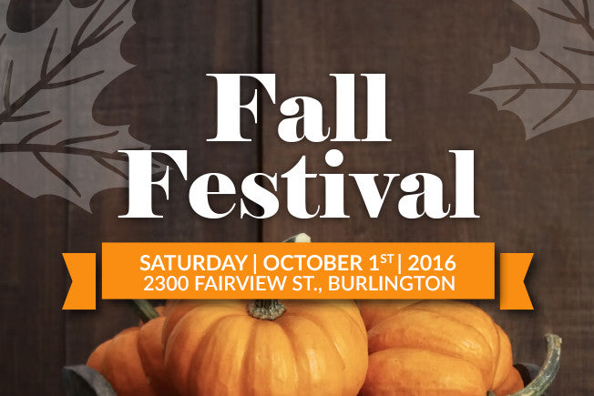FALL FESTIVAL: Demos, Free Classes & Product, Live Music, & More!
