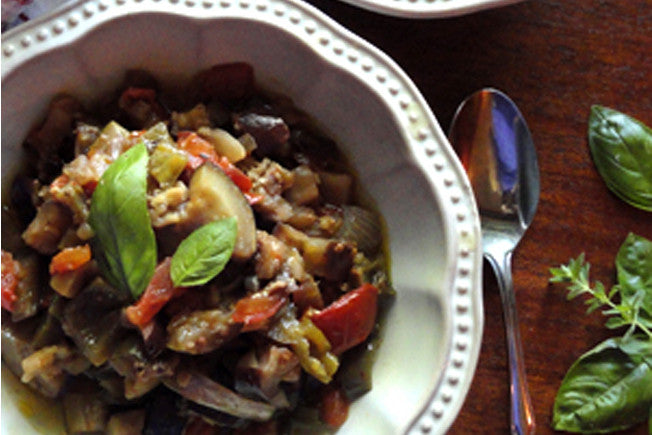 Traditional Gluten-Free French Ratatouille