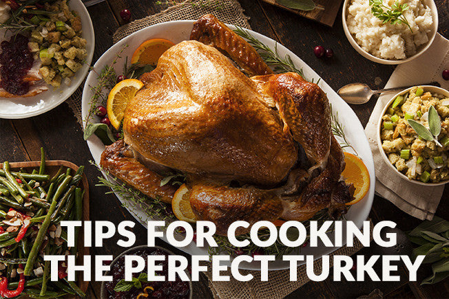 Sandy's Tried & True Way to Cook the Perfect Turkey