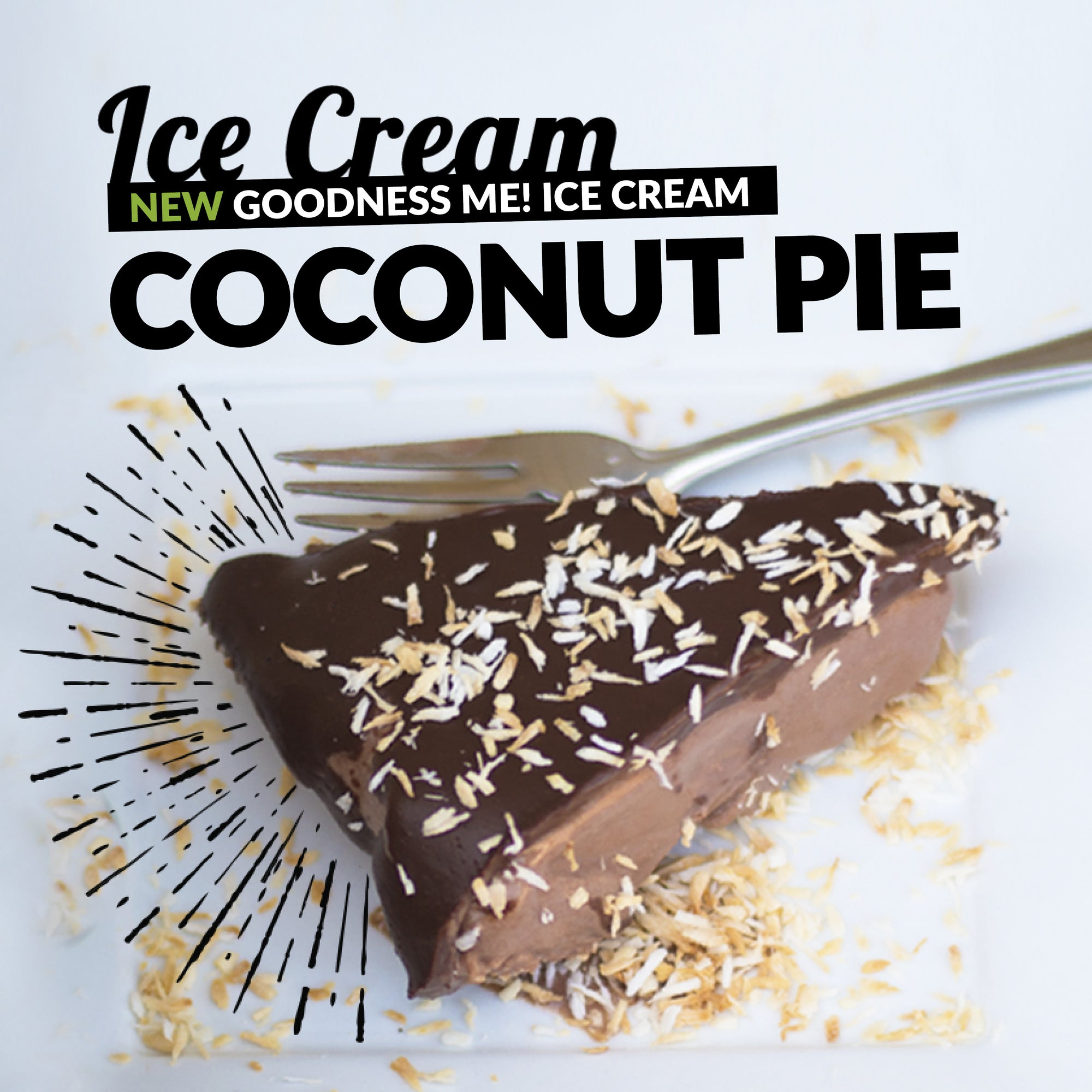 Recipe: Ice Cream Coconut Pie