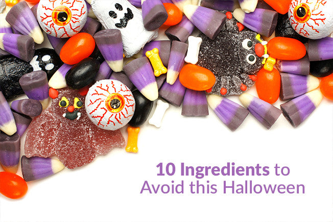 The Top 10 Ingredients to Avoid on Halloween