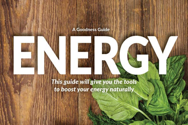 Easy & Quick Tips to Get More Energy