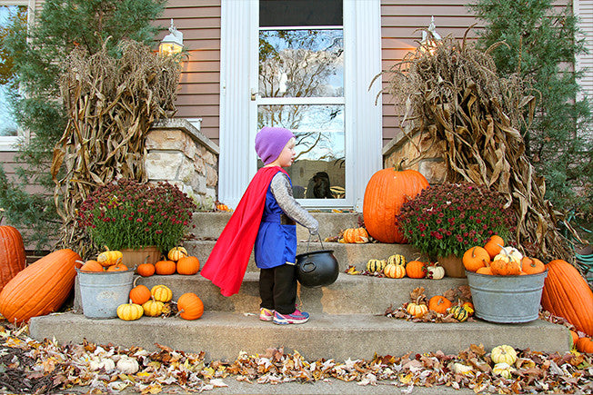 Janet Jacks' 5 Tips for a Healthy Halloween