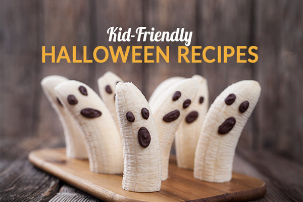 KID-FRIENDLY HALLOWEEN RECIPES