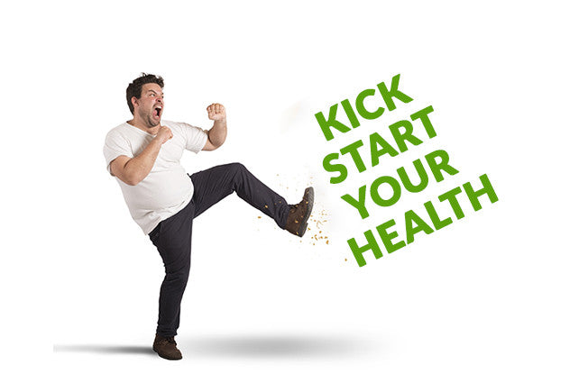 7 Ways to Kickstart Your Health!