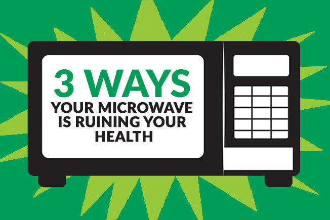 Microwaving Plastics: Health Hazard or Simply Safe?