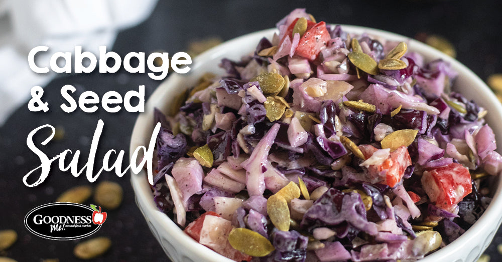 Cabbage & Seed Salad