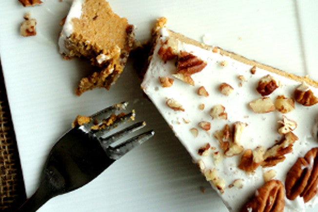Decadent Gluten Free & Raw Fall Desserts