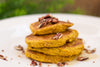 Power-Up Pumpkin Oat Pancakes