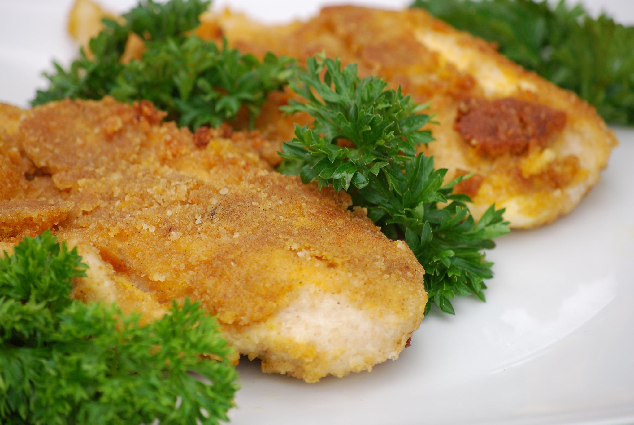 Gluten-Free Pumpkin Crusted Chicken
