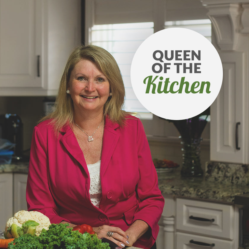 Sandy Pomeroy: Queen of the Kitchen