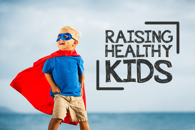 A Naturopath's 6 Tips to Raising Healthy Kids