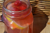 Refreshing Raspberry Pomegranate Lemonade
