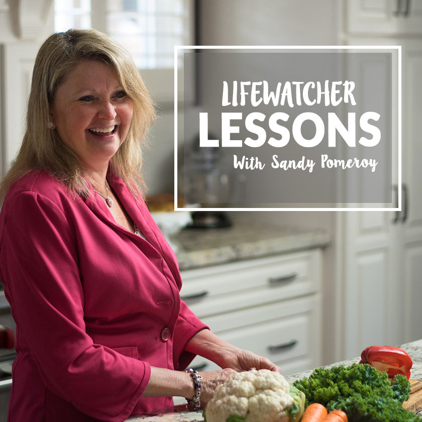 Lifewatcher Lessons with Sandy Pomeroy