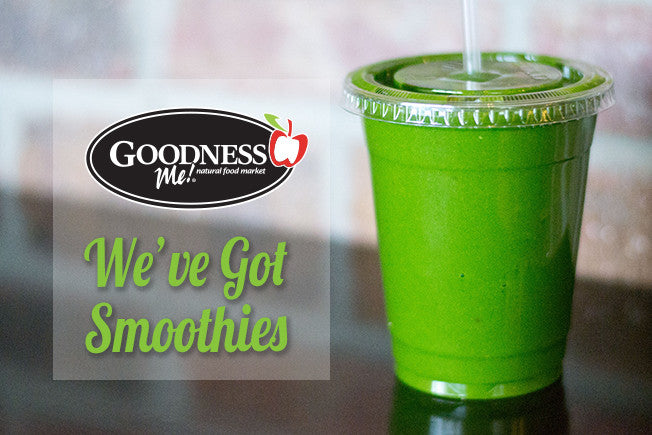 The Summer of Smoothies--Have You Tried Them All? - Goodness Me!