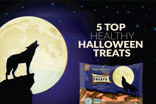Our Top 5 Healthy Halloween Treat Ideas
