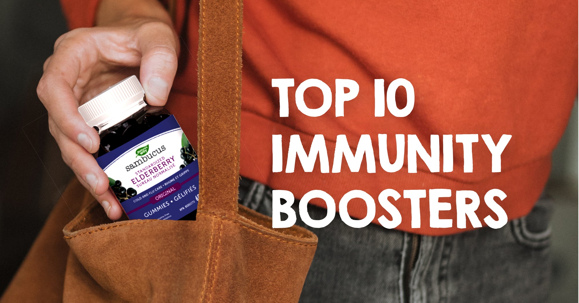Top 10 Immunity Boosters
