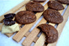 Triple Chocolate Cookies with Coconut Sugar