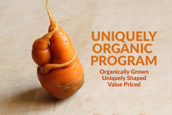 Uniquely Organic Program: Organic Produce for Less!