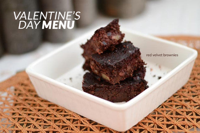 Your Go-To Valentine's Menu with 7 Healthy Recipes!