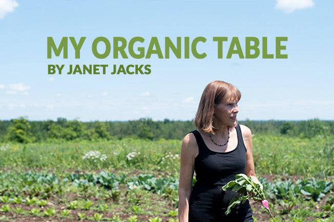 What's On Janet Jacks' Table? Find Out!