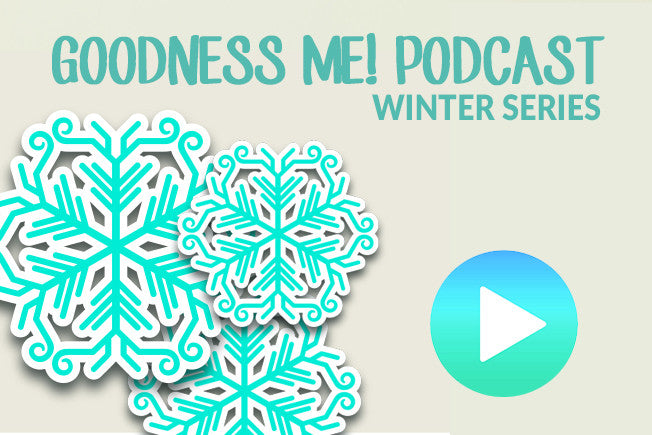 Jan 7 Goodness Me! Podcast - Part 2: Do You Have Trouble Sleeping?