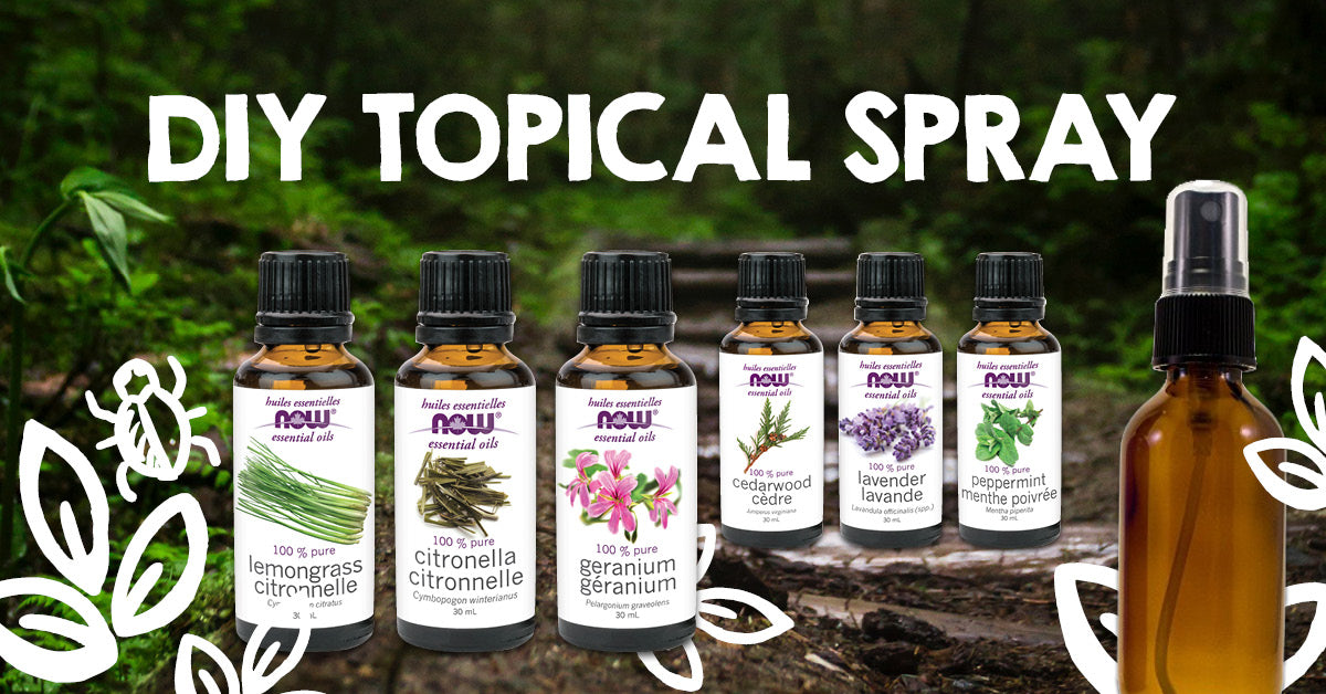 DIY Topical Spray