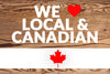 Celebrating Local, Canadian Companies
