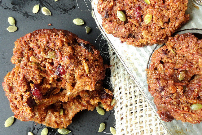 Gluten-Free Almond Flour Morning Glory Muffins
