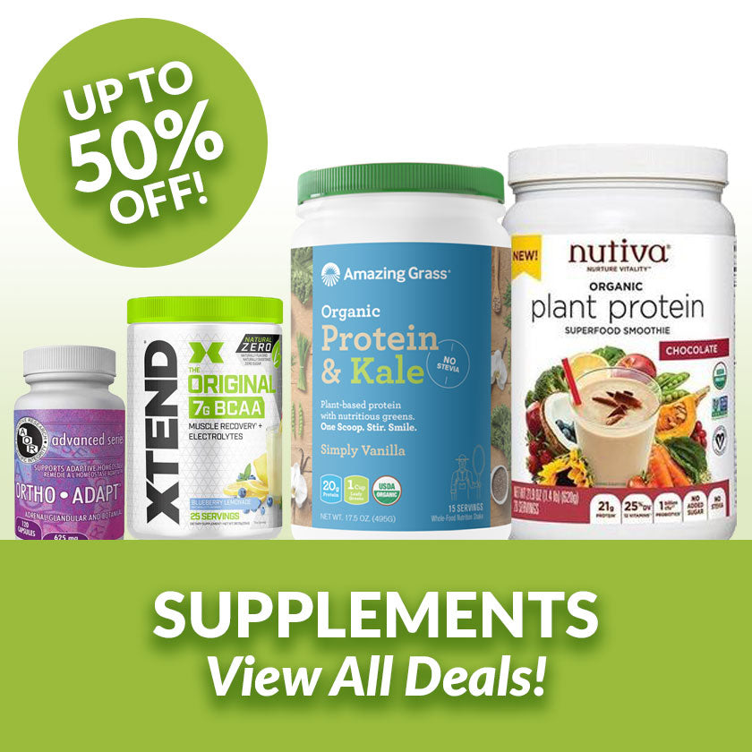 Canada's Health Food Store, Vitamins, Grocery & Online | Free Shipping