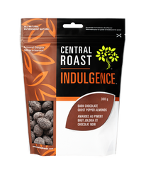 Central Roast Dark Chocolate Ghost Pepper Almonds