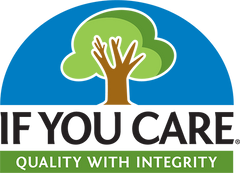 If you care logo