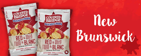 Covered Bridge Chips in New Brunswick