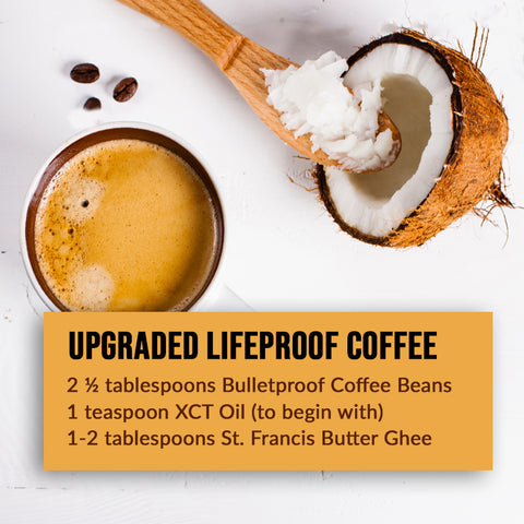 Lifeproof coffee