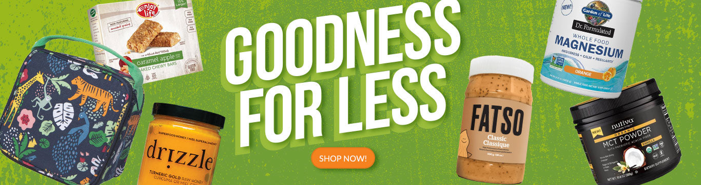 Canada's Health Food Store, Vitamins, Grocery & Online