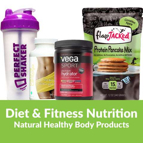 Diet and Fitness nutrition