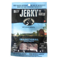McLean Traditional Beef Jerky