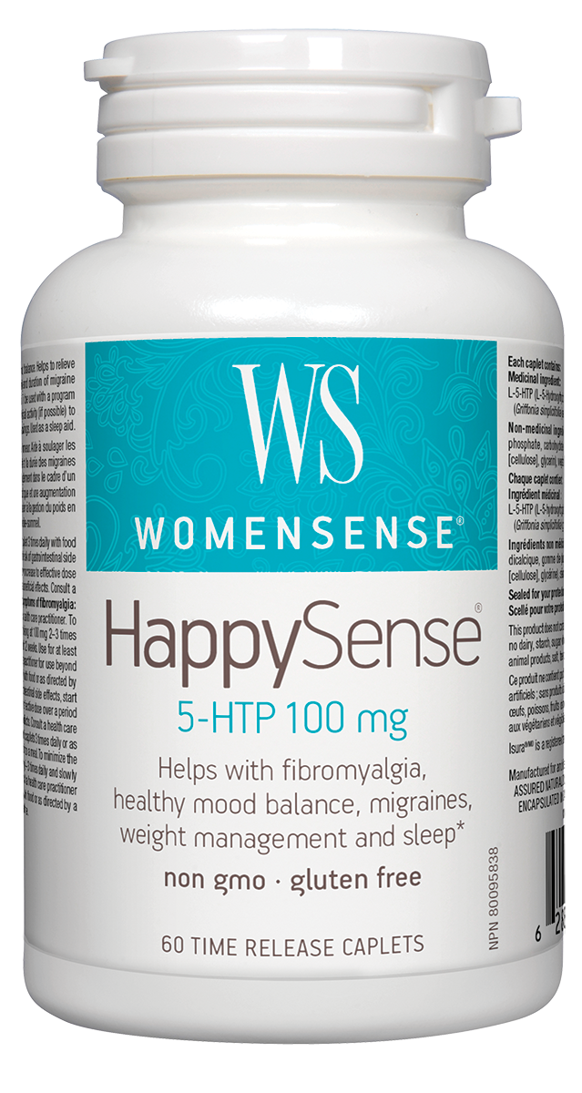 WomenSense - HappySense, 60 caps